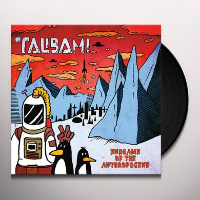 Talibam ENDGAME OF THE ANTHROPOCENE Vinyl Record