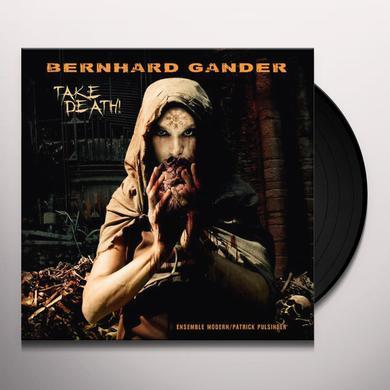 Bernhard Gander TAKE DEATH Vinyl Record