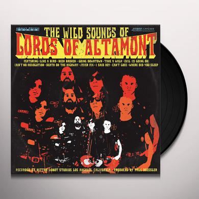WILD SOUNDS OF LORDS OF ALTAMONT Vinyl Record
