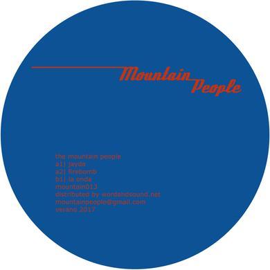 Mountain People MOUNTAIN013 Vinyl Record