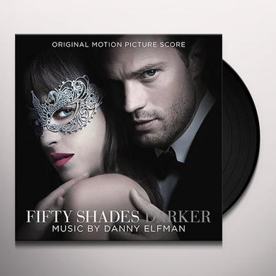 DANNY ELFMAN FIFTY SHADES DARKER / O.S.T. Vinyl Record