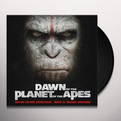 Michael Giacchino DAWN OF THE PLANET OF THE APES / O.S.T. Vinyl Record