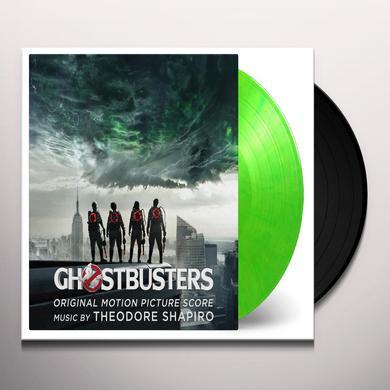 Theodore Shapiro GHOSTBUSTERS (2016) / O.S.T. Vinyl Record
