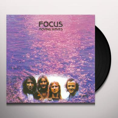 Focus MOVING WAVES Vinyl Record