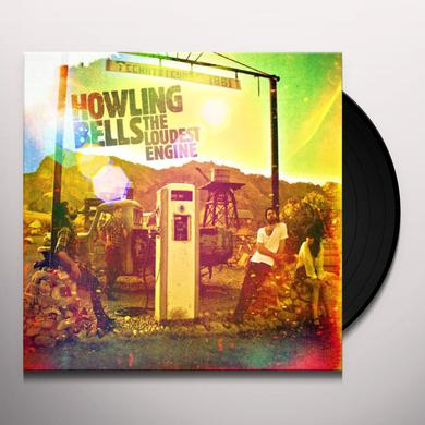 Howling Bells LOUDEST ENGINE Vinyl Record