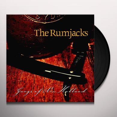 RUMJACKS GANGS OF NEW HOLLAND Vinyl Record