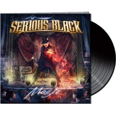 Serious Black MAGIC (BLACK VINYL) Vinyl Record
