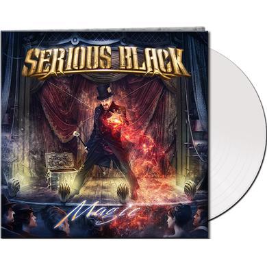 Serious Black MAGIC (WHITE VINYL) Vinyl Record