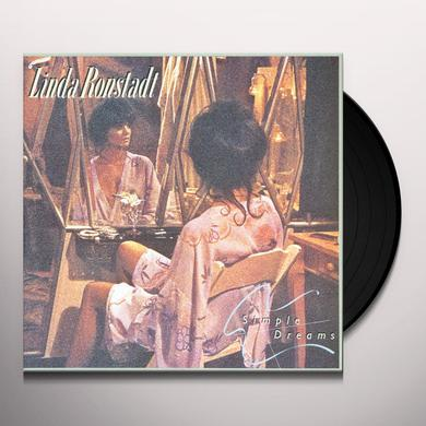 Linda Ronstadt SIMPLE DREAMS (40TH ANNIVERSARY EDITION) Vinyl Record