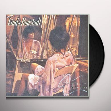 Linda Ronstadt SIMPLE DREAMS (40TH ANNIVERSARY EDITION) Vinyl Record
