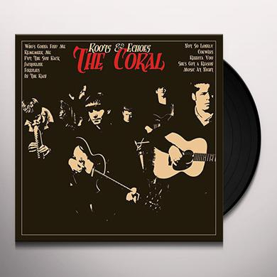 Coral ROOTS & ECHOES Vinyl Record