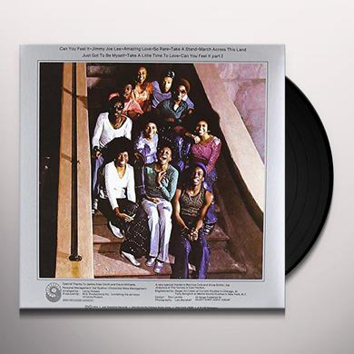 Voices Of East Harlem CAN YOU FEEL IT Vinyl Record