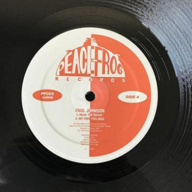 Paul Johnson HEAR THE MUSIC Vinyl Record