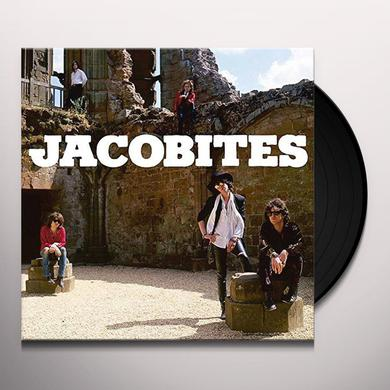 Jacobites OLD SCARLETT Vinyl Record