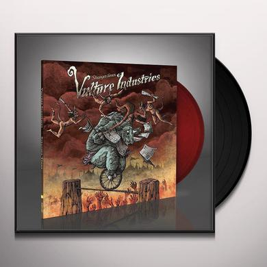 Vulture Industries STRANGER TIMES Vinyl Record