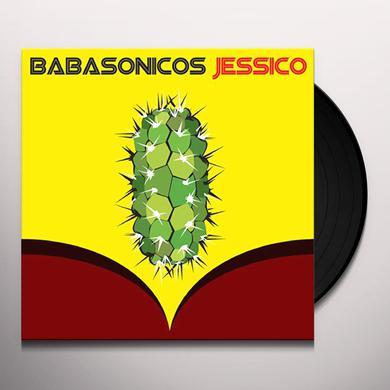Babasonicos JESSICO Vinyl Record
