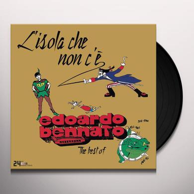 Edoardo Bennato IO CHE NON SONO L'IMPERATORE Vinyl Record