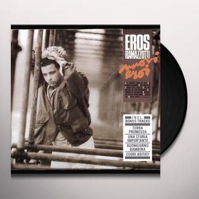 Eros Ramazzotti NUOVI EROI Vinyl Record