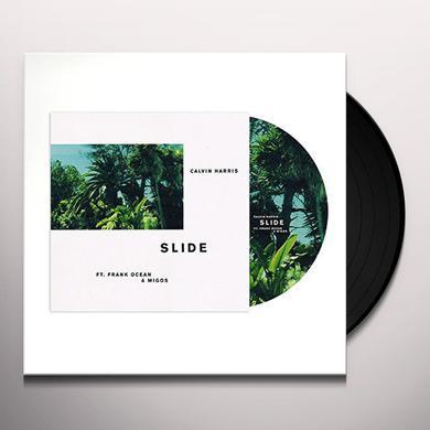 Calvin Harris / Frank Ocean / Migos SLIDE (PICTURE DISC) Vinyl Record