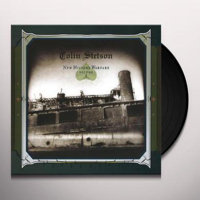 Colin Stetson NEW HISTORY WARFARE VOL 1 Vinyl Record