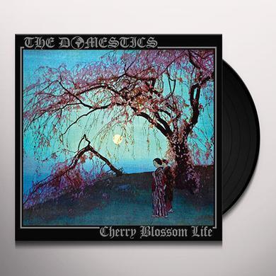 DOMESTICS CHERRY BLOSSOM LIFE (SOLID BRONZE VINYL) Vinyl Record