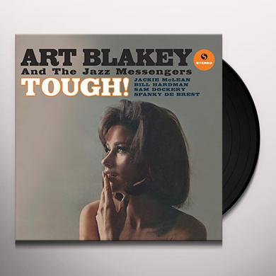 Art Blakey TOUGH Vinyl Record - 180 Gram Pressing, Spain Release