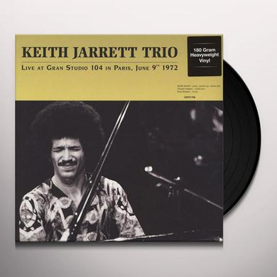 Keith Jarrett LIVE AT GRAN STUDIO 104 IN PARIS JUNE 9TH 1972 Vinyl Record