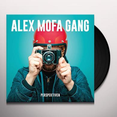 ALEX MOFA GANG PERSPEKTIVEN Vinyl Record