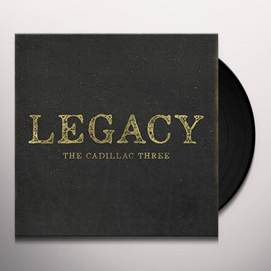 Cadillac Three LEGACY Vinyl Record