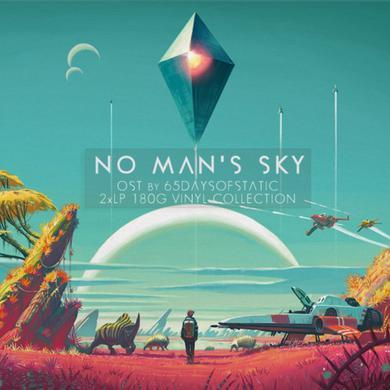 65Daysofstatic NO MAN'S SKY / O.S.T. Vinyl Record