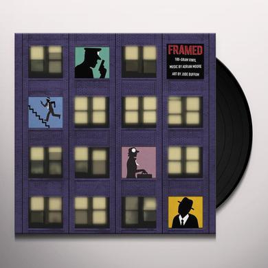 Adrian Moore FRAMED / O.S.T. Vinyl Record