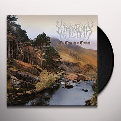 Winterfylleth THRENODY OF TRIUMPH Vinyl Record