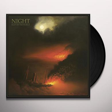 Night RAFT OF THE WORLD Vinyl Record