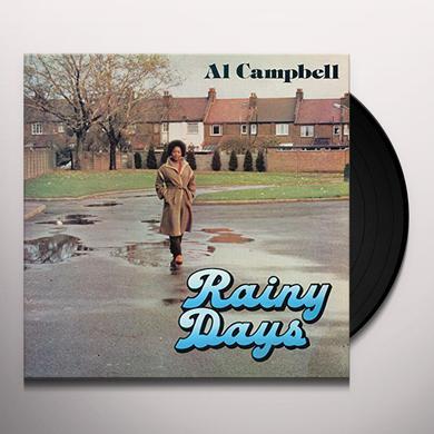 Al Campbell RAINY DAYS Vinyl Record