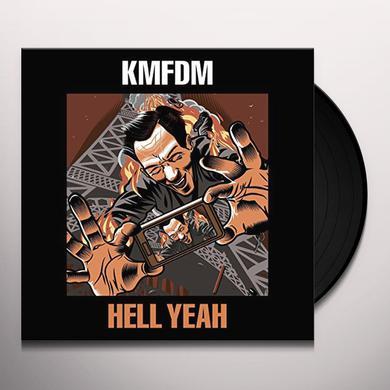Kmfdm HELL YEAH Vinyl Record