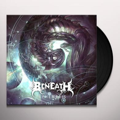 Beneath EPHEMERIS Vinyl Record