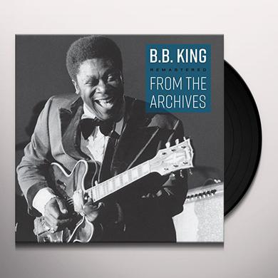B.B. King REMASTERED FROM THE ARCHIVES Vinyl Record