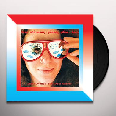 Lena Platonos SUN MASKS REMIX Vinyl Record