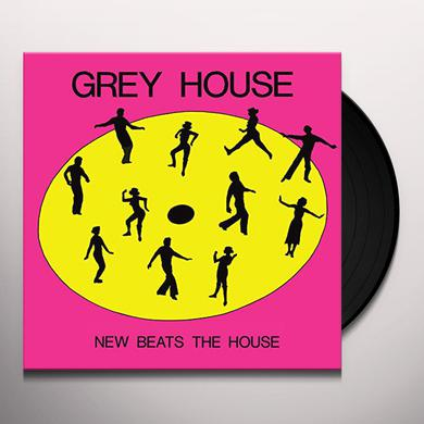Greyhouse NEW BEATS THE HOUSE / MOVE YOUR ASSIT Vinyl Record