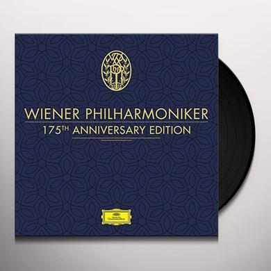 WIENER PHILHARMONIKER 175TH ANNIVERSARY EDITION Vinyl Record