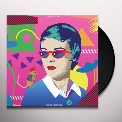 CAPITALIST KIDS BRAND DAMAGE Vinyl Record