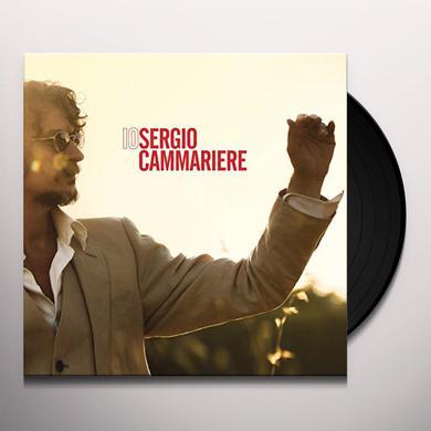 Sergio Cammariere IO Vinyl Record