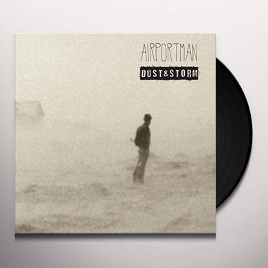 Airportman DUST & STORM Vinyl Record