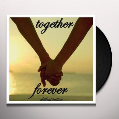 Jane Birkin TOGETHER FOREVER Vinyl Record