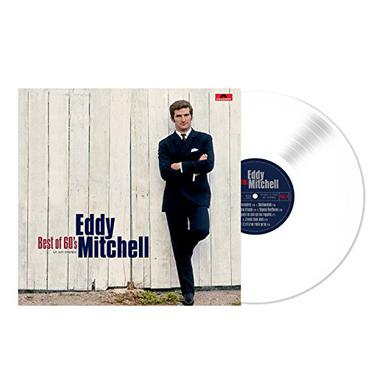 Eddy Mitchell BEST OF ANNEES 60 Vinyl Record