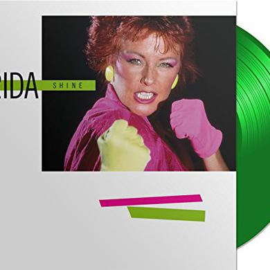 Frida SHINE (GREEN VINYL) Vinyl Record