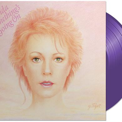 Frida SOMETHING'S GOING ON (VIOLET VINYL) Vinyl Record