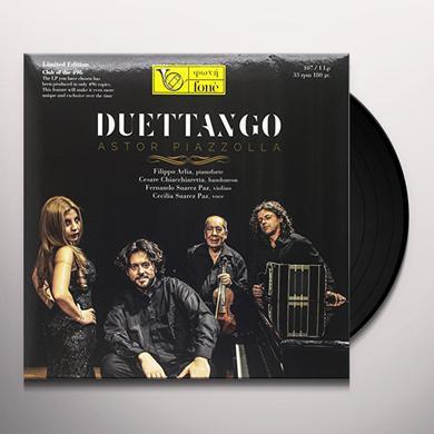 Astor Piazzola DUETTANGO Vinyl Record
