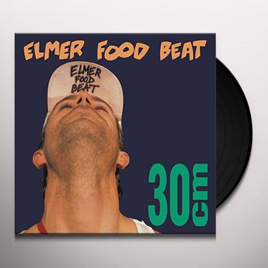 Elmer Food Beat 30 CM Vinyl Record