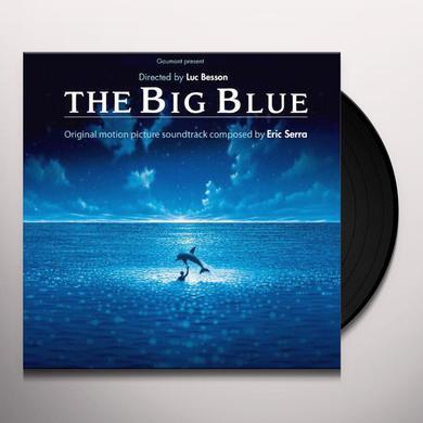 Eric Serra LE GRAND BLEU / O.S.T. Vinyl Record